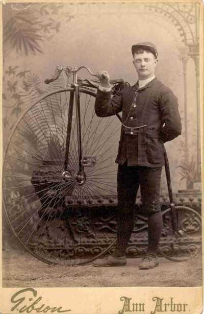 Viejas Bicicletas (fines del siglo XIX y principios del XX)
